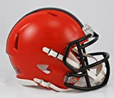 Riddell Cleveland Browns American Football NFL Speed Mini Helmet