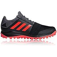 sports shoes 5d175 b954d adidas Chaussures de Hockey DIVOX 1.9s pour Hommes, Noir, 41 13