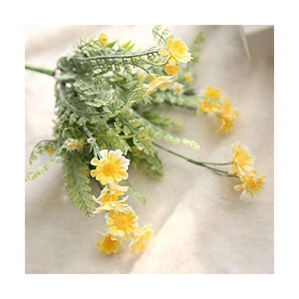 Flores Artificiales de Seda, Flores secas de Seda, Ramo de Flores Artificiales, Ramo de Flores Artificiales, Ramo de…