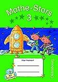 Mathe-Stars - Basiskurs: 3. Schuljahr - Übungsheft: Mit Lösungen