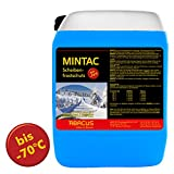Abacus MINTAC 5 Liter Konzentrat -70°C (1225.5) - Waschanlagenzusatz Scheibenfrostschutz Antifrost Enteiser Frostschutz Scheibenreiniger Scheinwerferreiniger Eisfrei Glasreiniger Scheibenreiniger