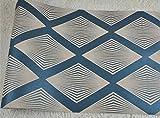 Loaest Schaum Tapeten Diamond Diamond Pattern Papel de Parede 3D Wallpaper für 3D-Wand Zimmer Tapeten Tapeten Home Decor, 16076, 5,3 qm.