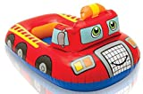 #7: ROYALS INTEX Pool Cruiser Inflatable Boat Float for Kids and Children (Fire Engine)