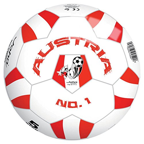 JOHN GMBH Fussball No.1 Sports 9 VinySpielball 230mm
