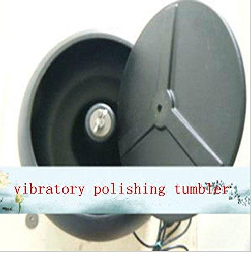 Gowe 110V bei der vibrationspolierung Tumbler, Schwingende Polieren Maschine