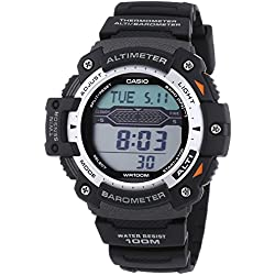 Casio Collection Reloj Digital para Hombre con Correa de Resina – SGW-300H-1AVER