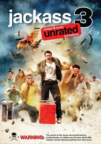 Jackass 3 (Single-Disc Edition) by Johnny Knoxville