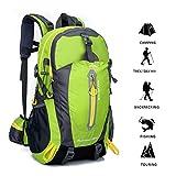 Trekkingrucksack Wanderrucksack Reiserucksack Rucksack Mit Regenabdeckung Für Outdoor 40L