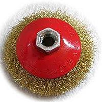 Cepillo cónico OreWork 398381 para amoladora