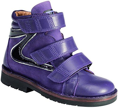Piedro Concepts Enfant Chaussures-Modèle orthopédique r24825 Violet