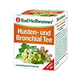 Husten- und Bronchial Tee Husten plus Bronchial Tee, 4er Pack (4 x 16 g)