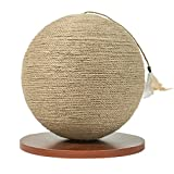 Cat toy ball cat scratch board feathered cat claws pet toy