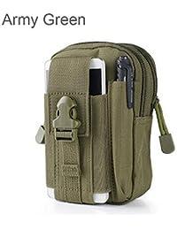 cfc67ade05 Aeoss Water Resistant Outdoor Sport Travel Pouch Belt Waist Phone Bag Fanny  Case Pack Money Pocket