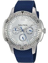 Nautica NAPSDG002 Reloj de pulsera para hombre