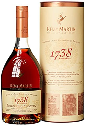 Remy Martin 1738 Accord Royal Cognac (1 x 0.7