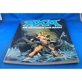 Axa Bd. 5 - Die Dämonen der Nacht