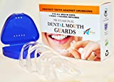 Professional Dental Mouth Guards – Pack Of 4 - Protects from Bruxism, Night