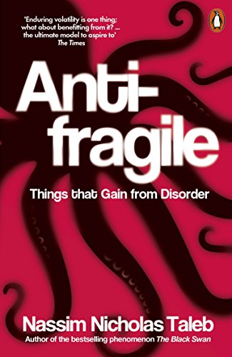 Antifragile: Things that Gain from Disorder - Sofa Riviera