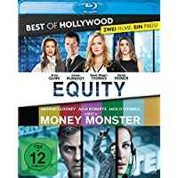 Equity / Money Monster - Best of Hollywood/2 Movie Collector's Pack