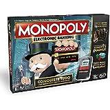 Juegos en Familia Hasbro - Juego de mesa Monopoly Electronic Banking (Hasbro B6677190)