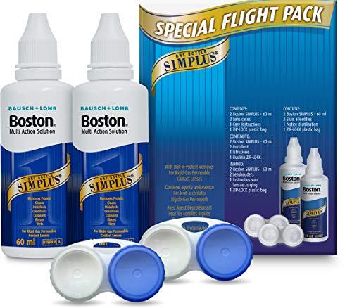 Kit da viaggio boston simplus (2 x 60 ml)