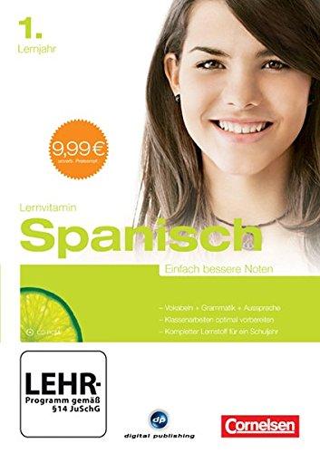 Lernvitamin - Spanisch 1. Lernjahr - Einfach bessere Noten