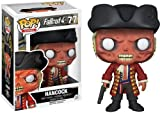 Funko Pop!- Vinyl: Games: Fallout 4: John Hancock, Color Vintage Red, Standard (7789)