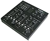 Ibiza DJM200USB Table de mixage Noir
