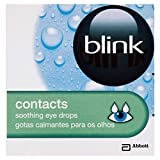 6 x Blink Contacts Soothing Eye Drops 20 x 0.35ml