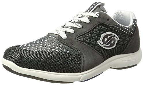 Dockers by Gerli 40ml010-702220, Sneakers Basses Homme Gris (Dunkelgrau 220)