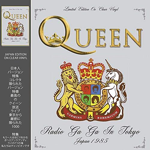 Radio Ga Ga in Tokyo Japan 1985 (Vinyl Clear Limited Edt.)