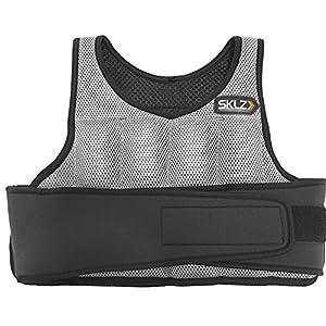 SKLZ SAQ-WV10-02 Training Gewichtsweste Weighted Vest black/gray