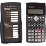 Higadget Calculator with Dual Line Display 12 Digit, Scientific Calculator Fx-991MX