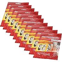Unbekannt 10 Stück Wärmepflaster 13x9,5cm Rücken 8h Körper Wärme Gesundheit Kissen Schmerz preisvergleich bei billige-tabletten.eu