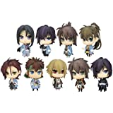 Hakuouki Shinsengumi Kitan One Coin Grande Figure Collection Hakuoki Shinsengumi Kitan (non-scale PVC painted mini figure) BOX (japan import)