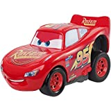 Cars 3 - Vehículo a todo gas McQueen (Mattel DVD32)