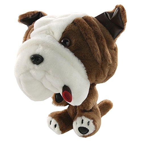 Butthead Couvre-Club-Club Hugger Bulldog Golf -