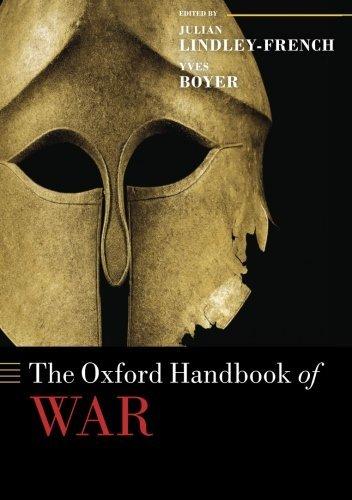 The Oxford Handbook of War (Oxford Handbooks in Politics & International Relations) (January 23, 2014) Paperback