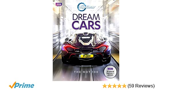 Top Gear Dream Cars The Hot 100 Amazon Co Uk Sam Philip