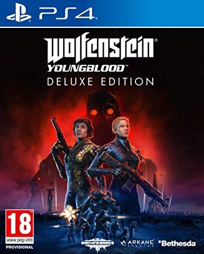 Wolfenstein Youngblood - Edición Deluxe PS4