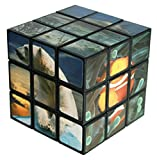 Cosmetics Studio Girls Children Kids Girl Child Age 8+ World of Beauty Tweenies Make-Up To Go With Problem Solving Sealife Cube - Great Gift Present Idea for Birthday Christmas or Easter