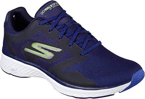 Skechers Go Walk Sport Power Herren Synthetik Wanderschuh Blau