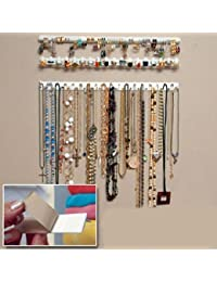 Generic Adhesive Jewelry Earring Hanger Holder