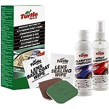 Turtle Wax FG7103 - Kit Restaurador De Faros