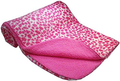 Love Bird A/C Baby Blanket Cum Sheet New Born (Cotton Socks Worth RS.60 FREE)