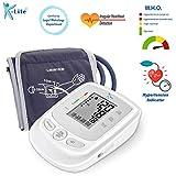 K-Life BPM-101 Digital Blood Pressure Monitor (White)