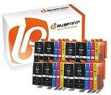 Bubprint 20 Druckerpatronen kompatibel für HP 934XL 935XL für OfficeJet 6800 Series 6820 6822 6825 Pro 6200 Series 6230 6235 6239 6830 6835 BK C M Y