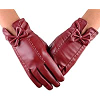 guante de pantalla táctil guantes moto impermeables motocross mujer mitón deportivos ciclismo invierno pu leather gloves elástico guantes de Novia Boda festas de disfraces para mujer Sannysis