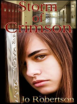 Storm of Crimson (The Last Warriors Book 1) by [Robertson, Jo]