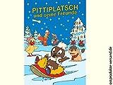 Ostprodukte-Versand.de Weihnachtskalender - Mein Pittiplatsch | GRATIS DDR Geschenkkarte | DDR Geschenke | Geschenkidee für alle Ostalgiker aus Ostdeutschland | Ossi Artikel